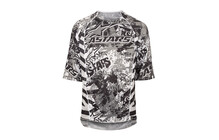 Alpinestars Gravity 3/4 Sleeve Jersey men gray/white